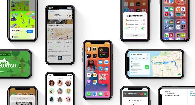 Apple lança versão final do iOS 14 e iPadOS 14 para todos os usuários