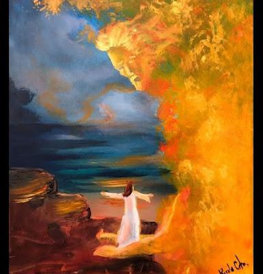 Keep Praying by Deborah Waldron Fry