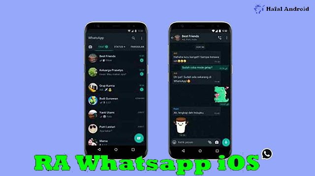 √ Download RA WhatsApp Versi Terbaru 8.26 Apk (2021!)