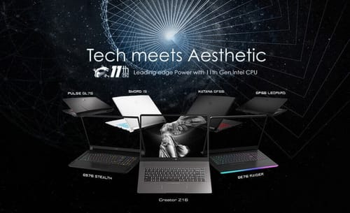 MSI launches gaming laptop