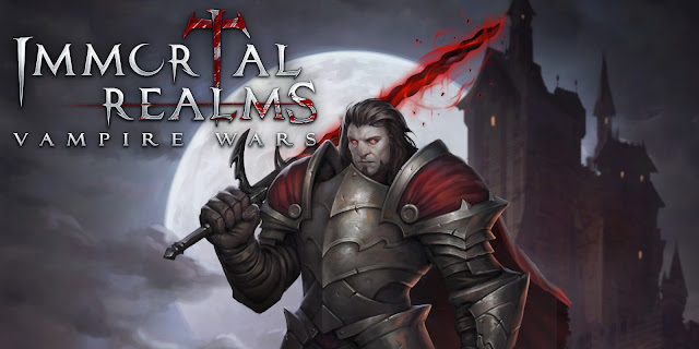 IMMORTAL REALMS: VAMPIRE WARS PC Game Free Download