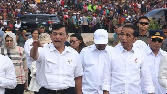 Kasus Corona Melonjak, Luhut: Kalau Pemimpin Tidak Memberi Contoh Dampaknya seperti Ini