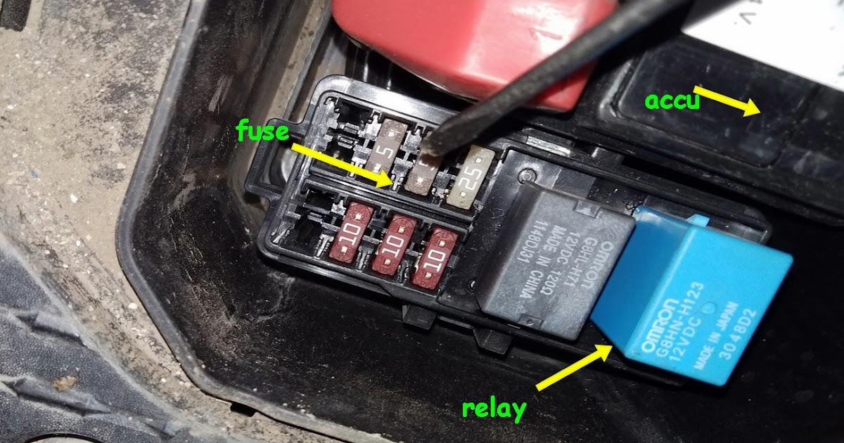 Cara Memperbaiki Starter Honda Beat Esp Tidak Berfungsi