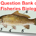 Multiple choice questions of Fisheries Science