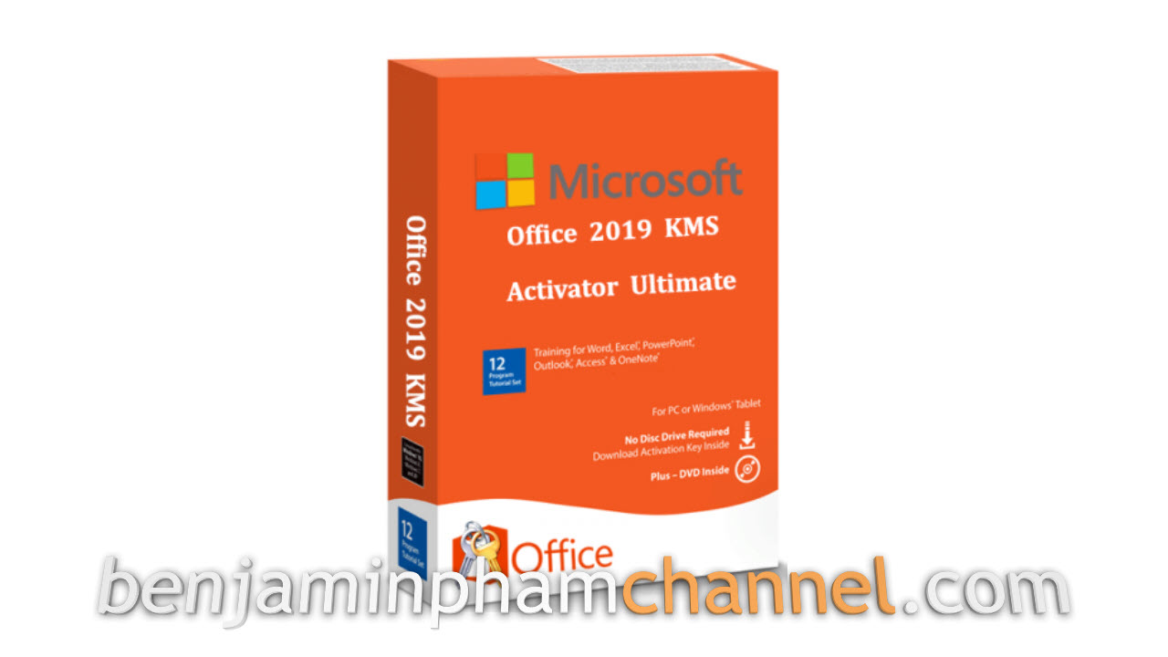 kms activator for microsoft office 2019 download