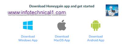 إربح 20$ شهريا من جهازك بدون أي مجهود مع الموقع الصادق Honeygain | هدية 5$ عند التسجيل