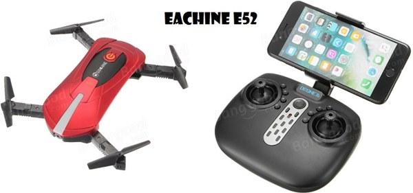 Drone Mini Murah Terbaik Untuk FPV eachine e52