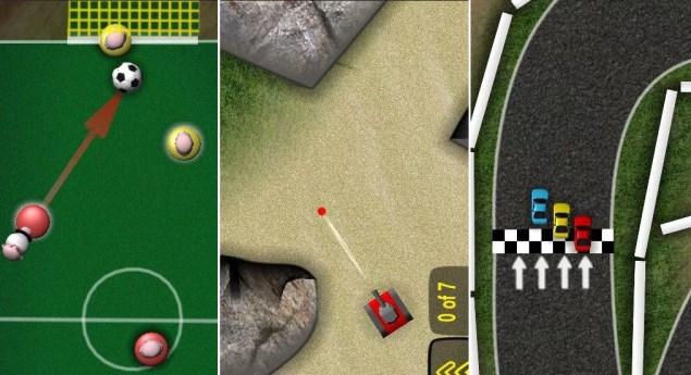 5) لعبة Action for 2-4 Players