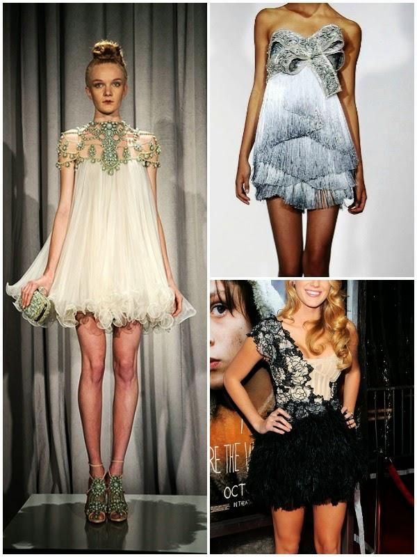 vestidos de formatura curtos