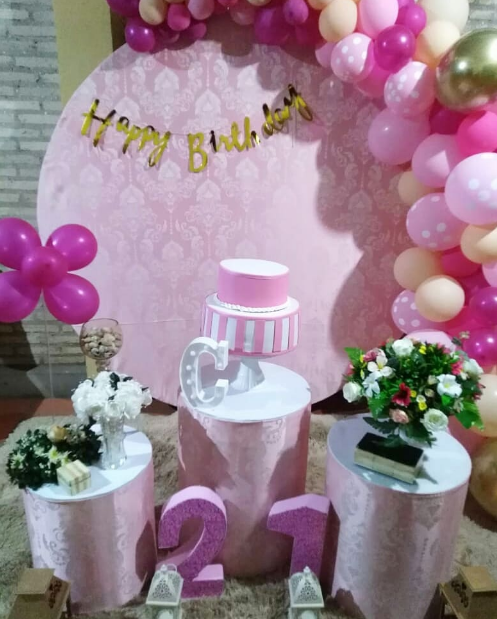 21st Birthday Party Ideas for Girls