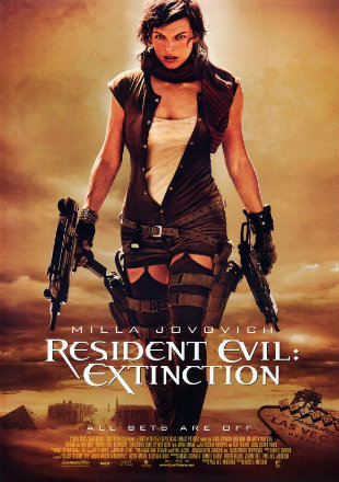 Resident Evil Extinction 2007 Full Hindi Movie Download Hdrip 720p