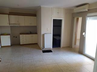 Ενοικιάζεται καινούριο διαμέρισμα με 1 υπνοδωμάτιο στην Χρυσομαλλούσα Μυτιλήνης