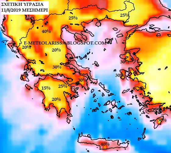 rh11082019 - Επικίνδυνος συνδυασμός υγρασίας - ανέμου 10-11/8/019