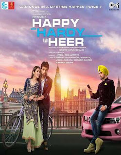 Happy Hardy And Heer 2020 Download 360p CAMRip
