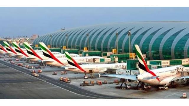 وظائف مطار دبي الدولي رواتب تصل الي6500درهم