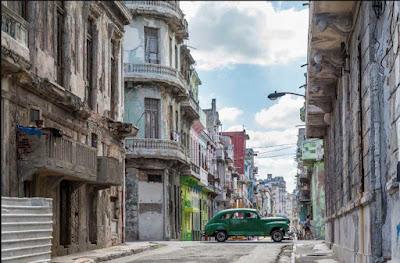 Cuba y el encanto de la Habana vieja y sus coches