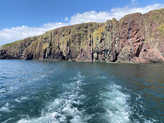 Tenby Cadley Island Boat Trip Wales