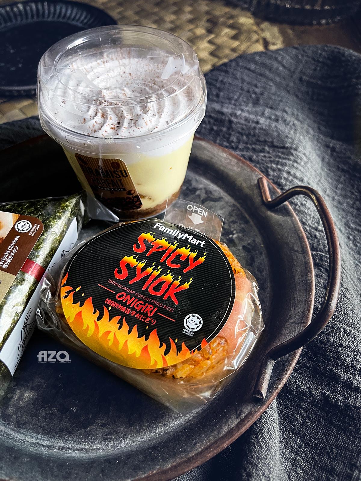 Spicy Syiok-Bokkeumbap korean fried rice