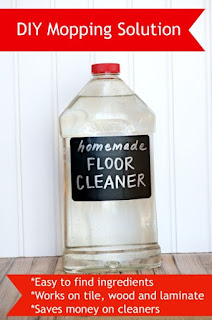 DIY Mopping Solution