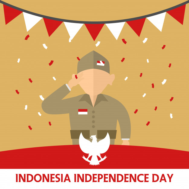 Indonesian Independence Day Whatsapp DP 2020