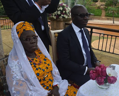 Throwback Photos That Proves Godwin Obaseki Was Oshiomole's Bestman At His Wedding