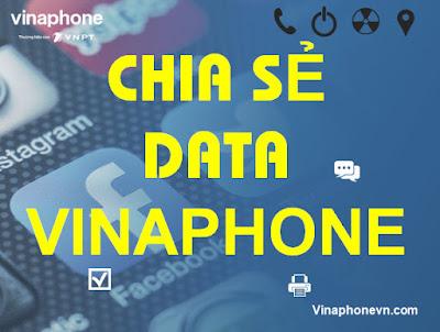 Cách Bắn Data, Chuyển Data, Chia sẻ dung lượng Vinaphone sang Viettel, Mobifone ?! Vinaphonevn.com