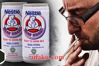 Manfaat Susu Beruang Untuk Perokok Aktif