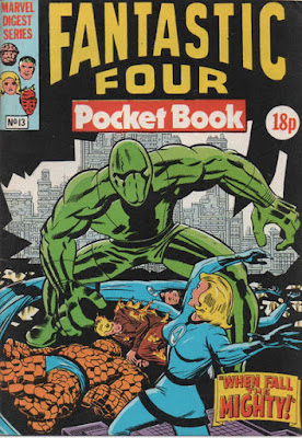Fantastic Four #13, the Mad Thinker's latest android