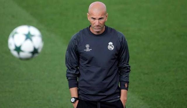 Zidane Kurang Puas Melihat Real Madrid Raih Hasil Yang Merosot