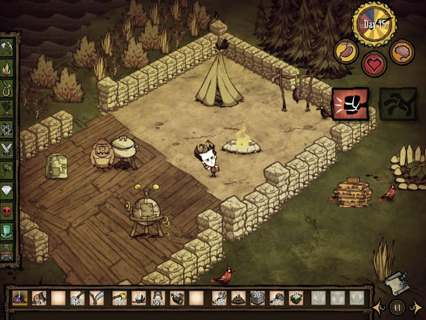 Don't Starve: Pocket Edition apk mod DESBLOQUEADO 1.18