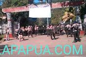 Crime Humanity Law: pukul,bubarkan dan Tikam aksi Solidaritas Mahasiswa dan masyarakat papua untuk menolak OTSUS jilid II di papua