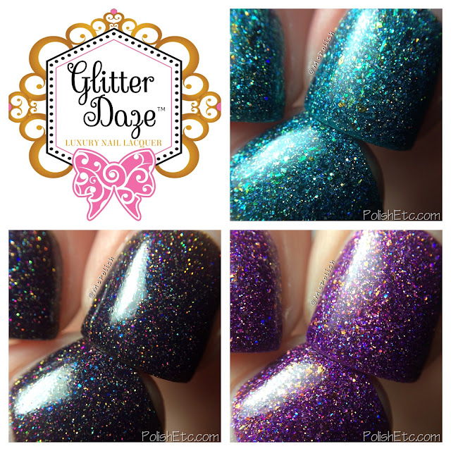 Glitter Daze - The Witching Hour - McPolish