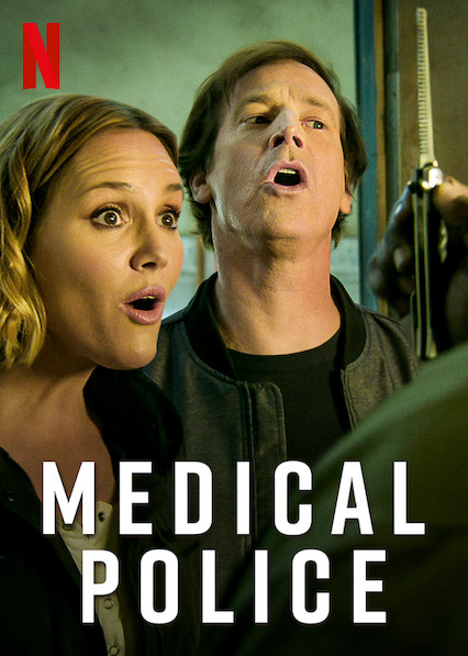 Medical Police (2020) Temporada 1 NF WEB-DL 1080p Latino