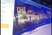 Aksi Pencurian Motor Nmax di Bukaka Terekam CCTV