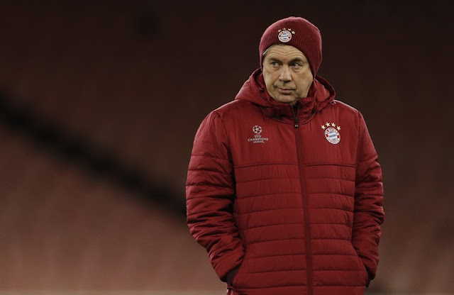 Ancelotti Masih Dihantui Comeback-Comeback Tim Lawan di Masa Lalu