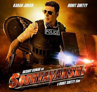Akshay Kumar Sooryavanshi