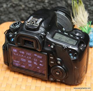 Jual Kamera  Canon  60D  Di banyuwangi
