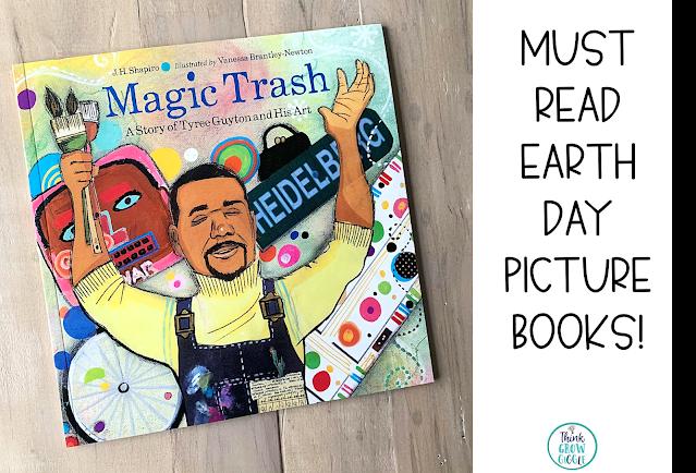 magic trash read aloud for kids