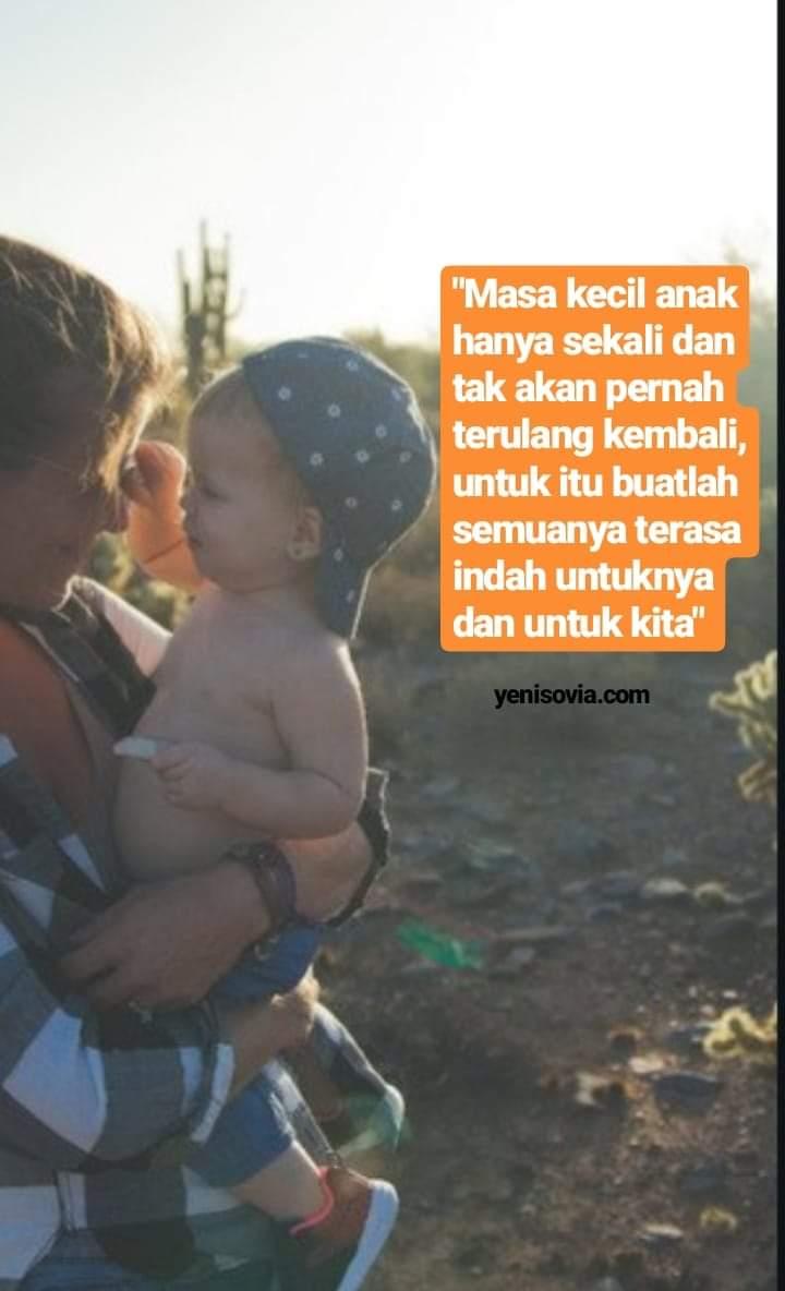 Kata Kata Motivasi Yang Menyemangati Ayah Bunda Dalam Pengasuhan Anak