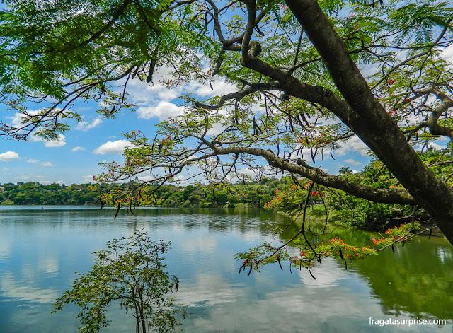 Belo Horizonte, Lagoa da Pampulha