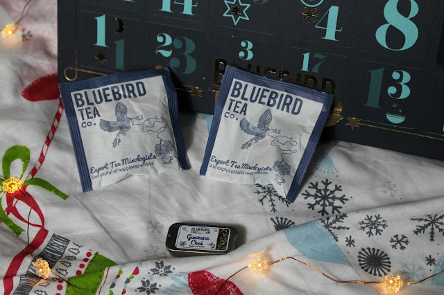 bluebird tea company tea advent calendar christmas