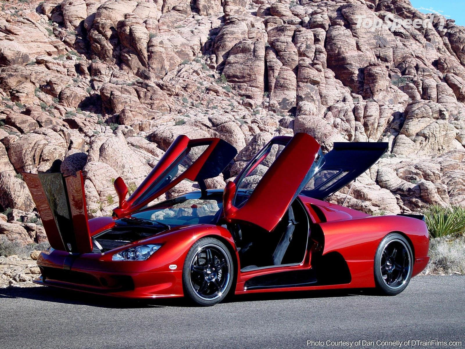 Sports Cars: Top 10 Fastest Cars In The World