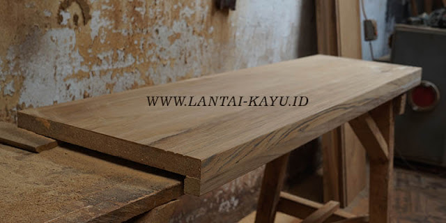 Tips memilih kayu jati yang baik