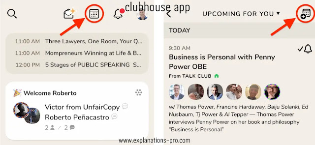 clubhouse social app android