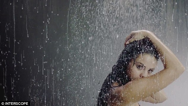 Selena Gomez strips down for the 'Good For You' music video