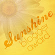 THE SUNSHINE BLOGGER AWARD : Mrs Shikin Razali