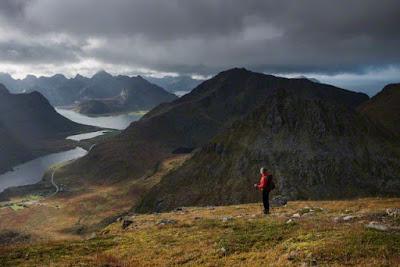 Ropa para ir de senderismo por Noruega