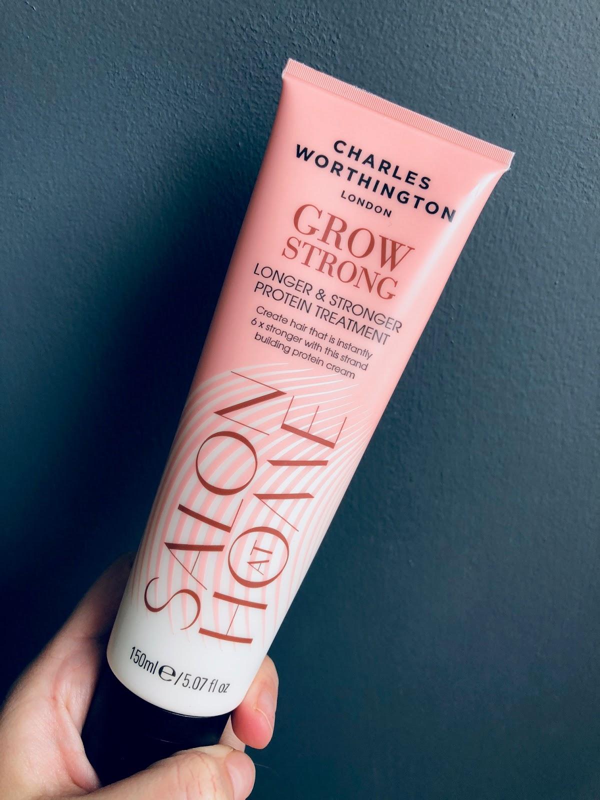 Viva Acne Lotion 30ml Charles Worthington Grow Strong Protein Treatment