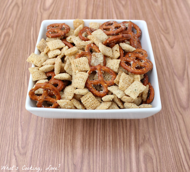 Ranch Snack Mix Recipe: Parmesan Ranch Chex Mix