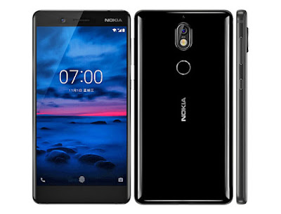 Nokia 7 Plus TA-1062 Flash File Firmware (Android 8.0) Free Download